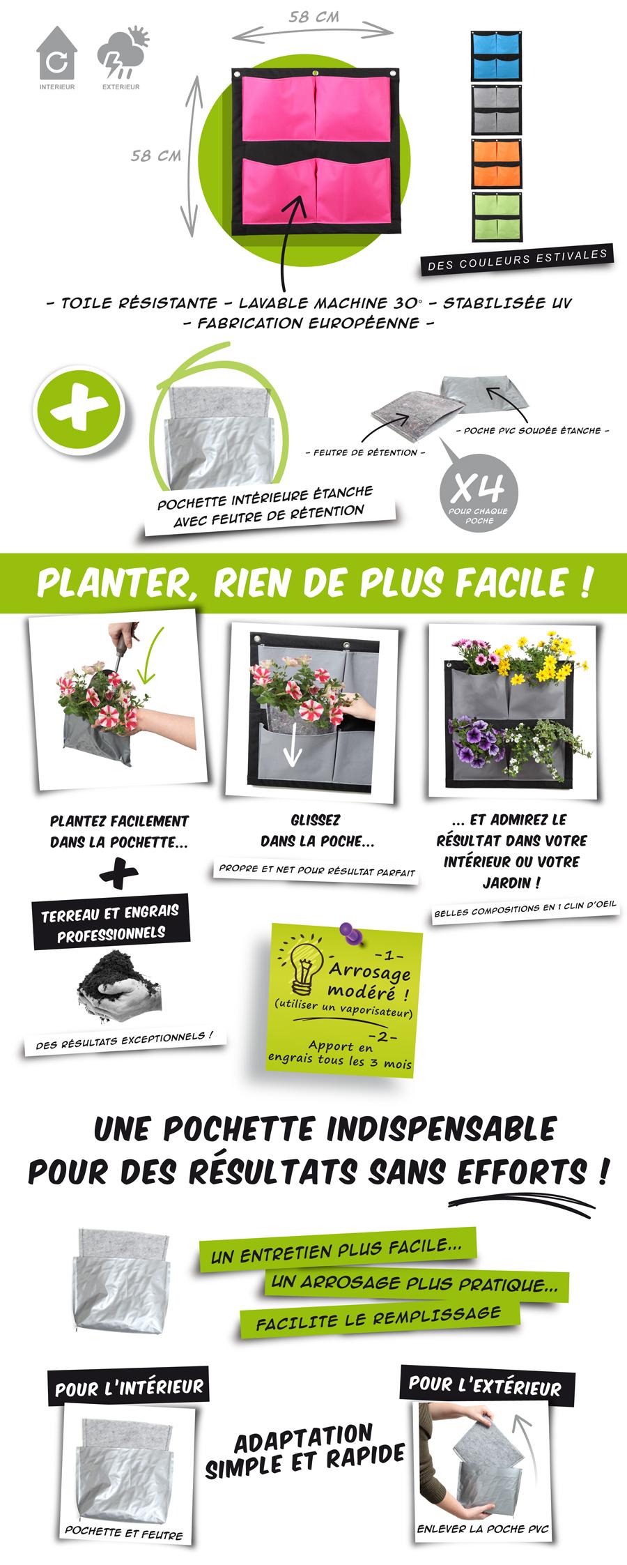mur vegetal pour fleurir jardin interieur de votre maison