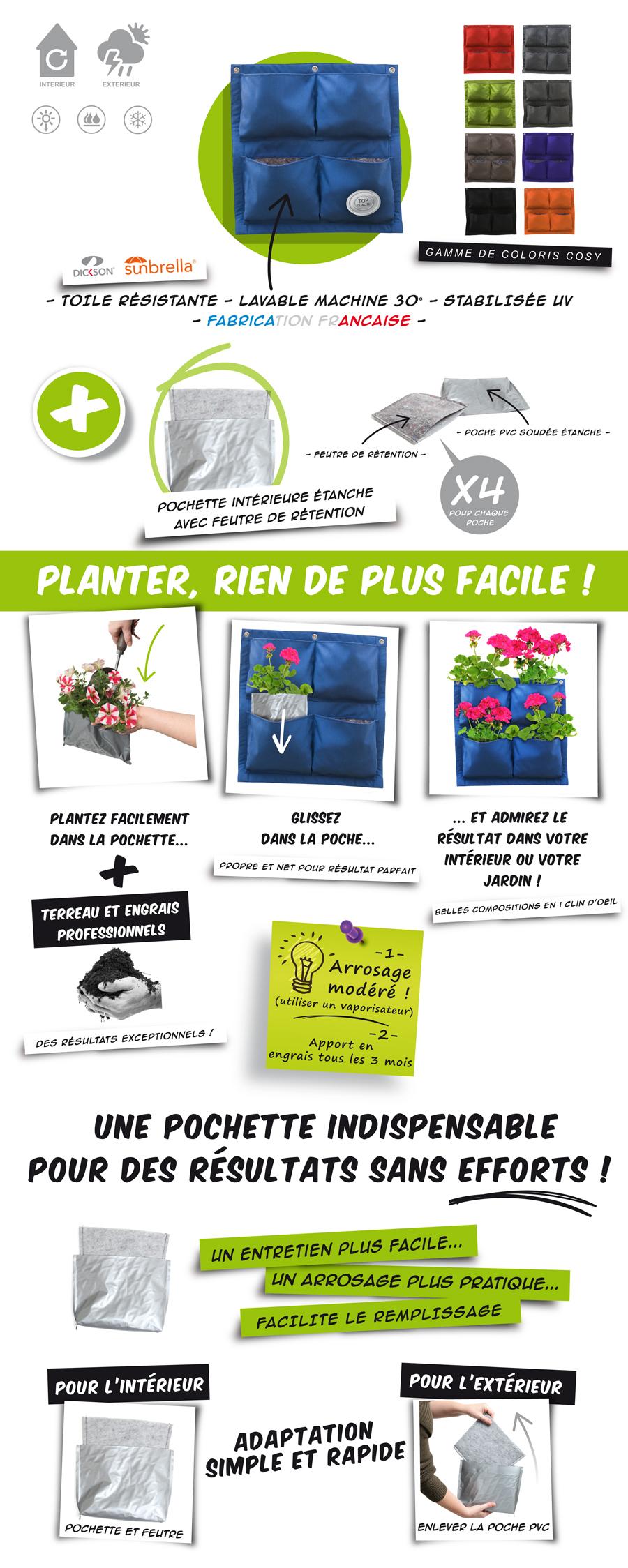 mur vegetal pour decorer vos jardins suspendus exterieurs