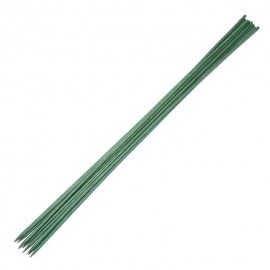 Lot de 10 Tuteurs Baguettes Verts
